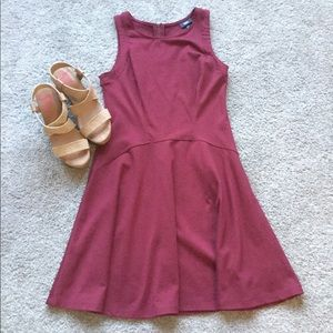 🎄Burgundy Dress🎄Perfect for the Holidays🎁